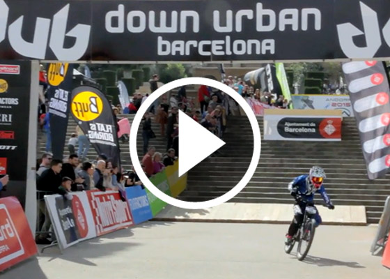 DUB - DOWN URBAN BCN 2015