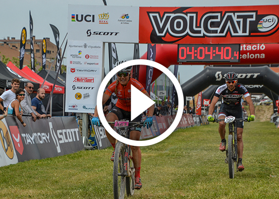 TV REPORT <br> VolCAT 2017 <br> Teledeporte