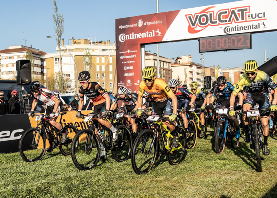 Volcat 2021. Igualada. Photographic report of stage 4
