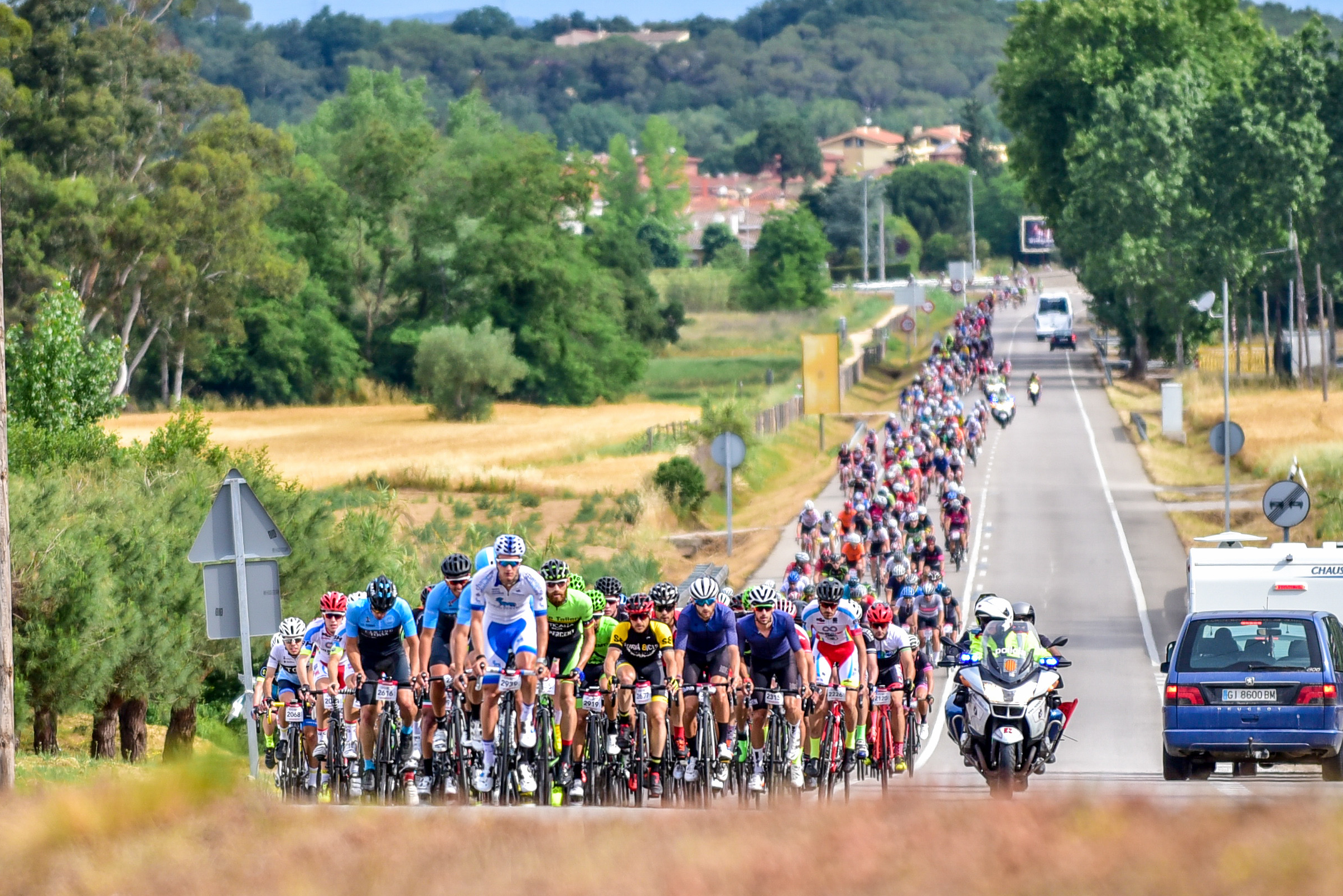 La sea otter europe promotionne le cyclisme � G�rone et en Costa Brava.
