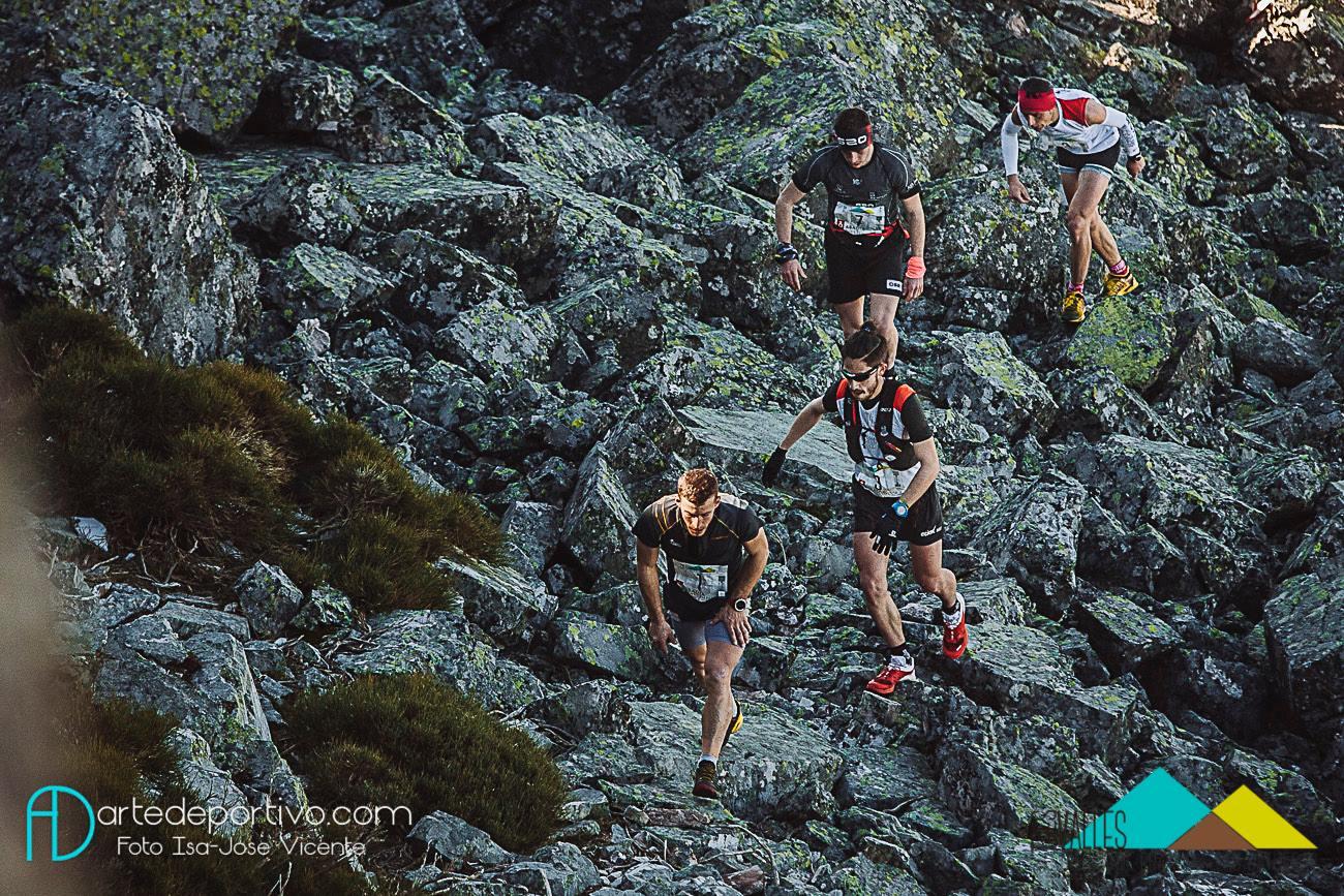 Tres Valles abre la temporada de las Skyrunner National Series Spain, Andorra el domingo en La Alberca