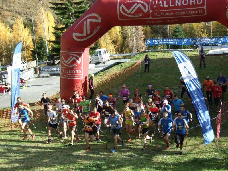 Laura Orgu� y Marc Pinsach triunfan en el VK Vallnord-CPA Andorra de las Vertical Series