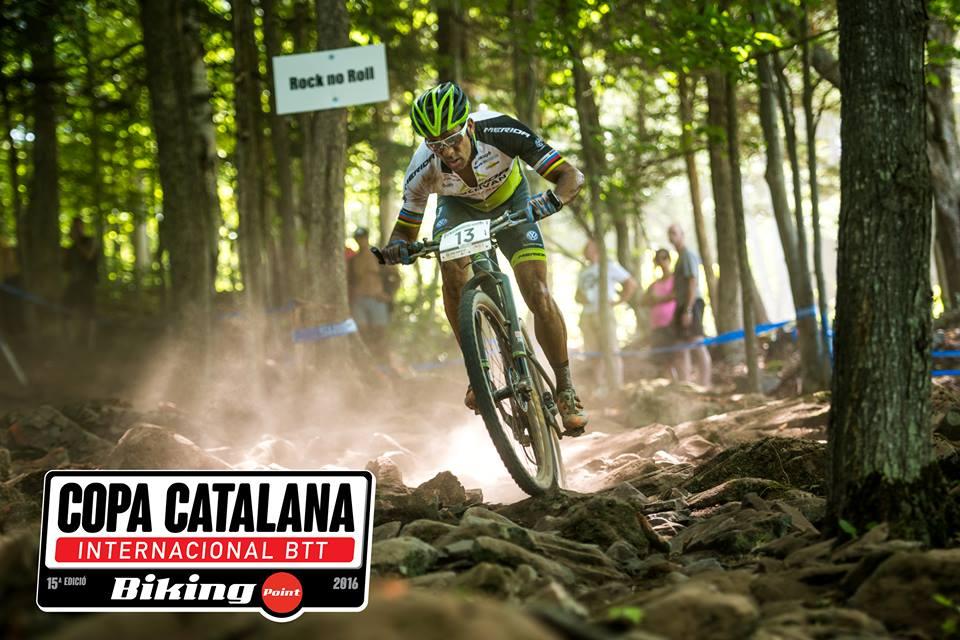 La Copa Catalana Internacional Biking Point se abrirá en Banyoles con el último duelo entre José Antonio Hermida y Julien Absalon en la competición