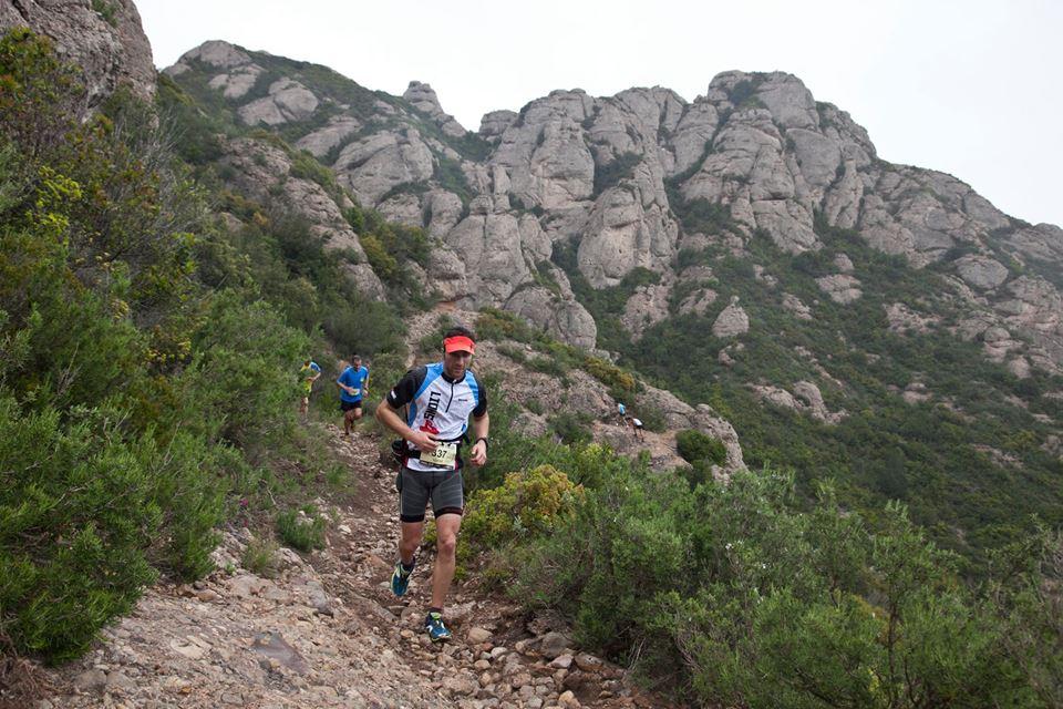 La trigésima edición de la Cursa de l'Alba y la Marató de Montserrat se celebran este domingo en Collbató