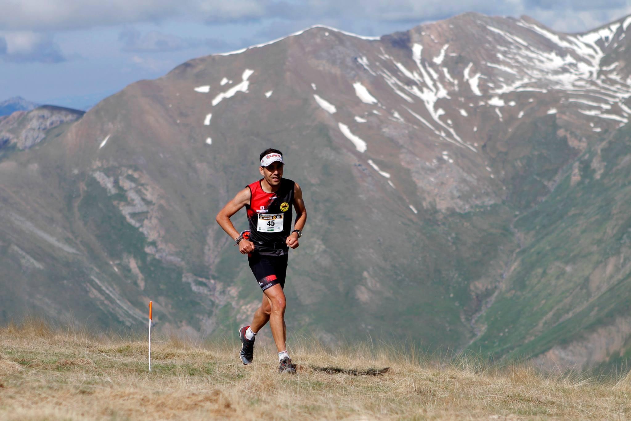 La Vilaller Vertical Race acull l'Skyrunning National Championship Vertical