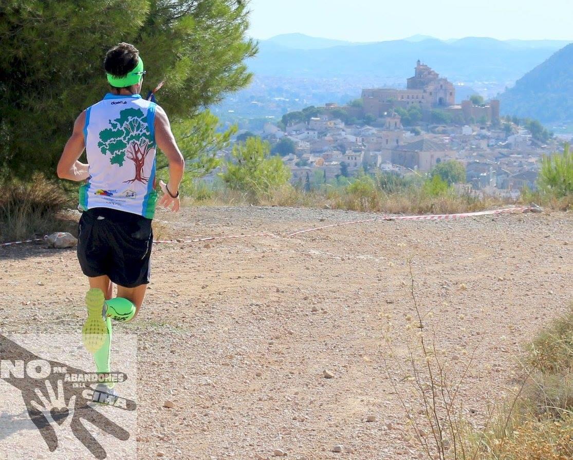 La Vara Trail Sky Marathon de Caravaca de la Cruz es la pen�ltima cita de las Sky Series