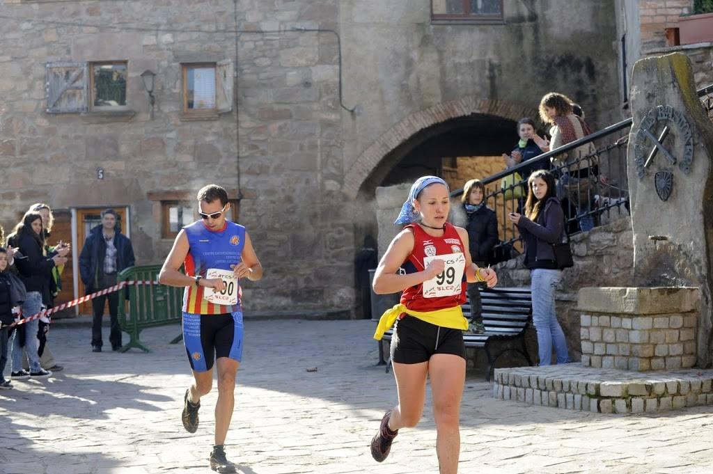 La Rajadell Trail Race s'estrena diumenge amb el desenllaç de la Lliga Catalana de Curses de Muntanya i una gran caminada popular