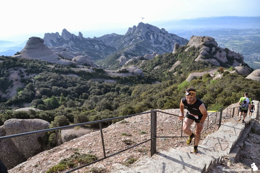 La Cursa de l'Alba y la Marató de Montserrat llenarán el macizo de Montserrat de corredores el 8 de mayo
