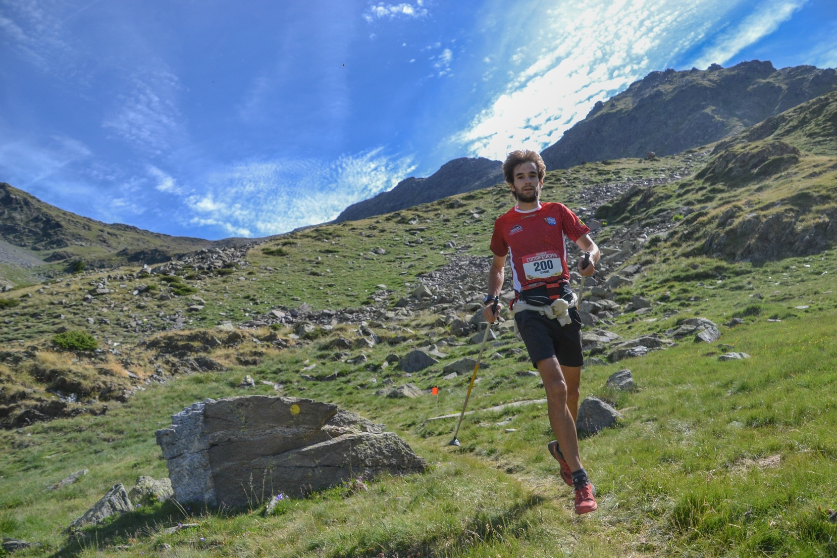 La SkyRace Comapedrosa ser� puntuable para las World Series de la International Skyrunning Federation