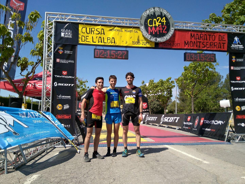 Entrevista a Andreu Simon, ganador de cuatro ediciones de la Cursa de l'Alba