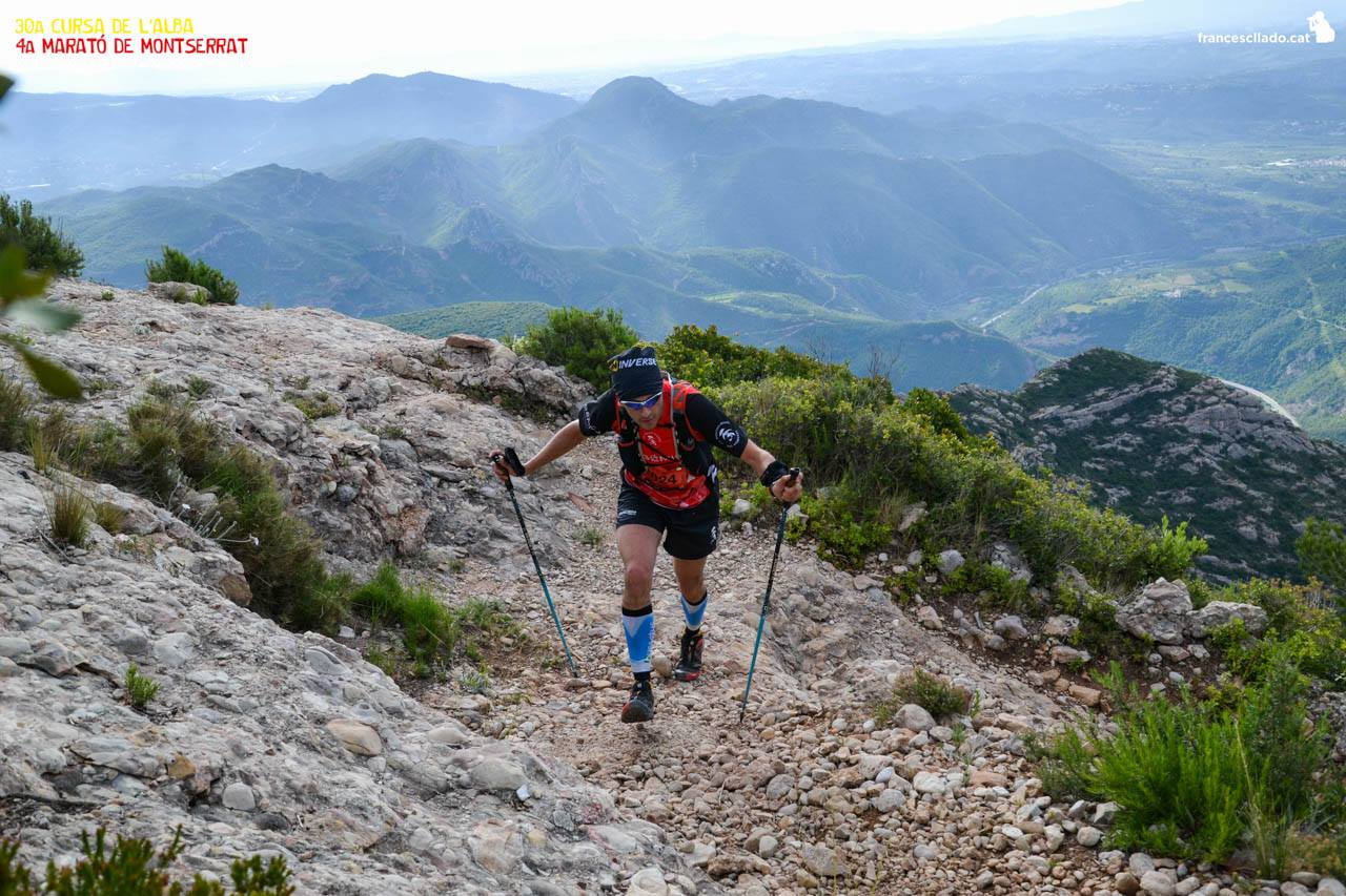 Vive la 5ª Marató de Montserrat