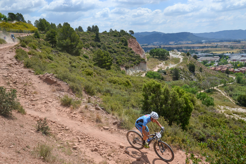300 ciclistas participaran en el Gran Premi Ciutat de Igualada Biking Pointde estedomingodía26