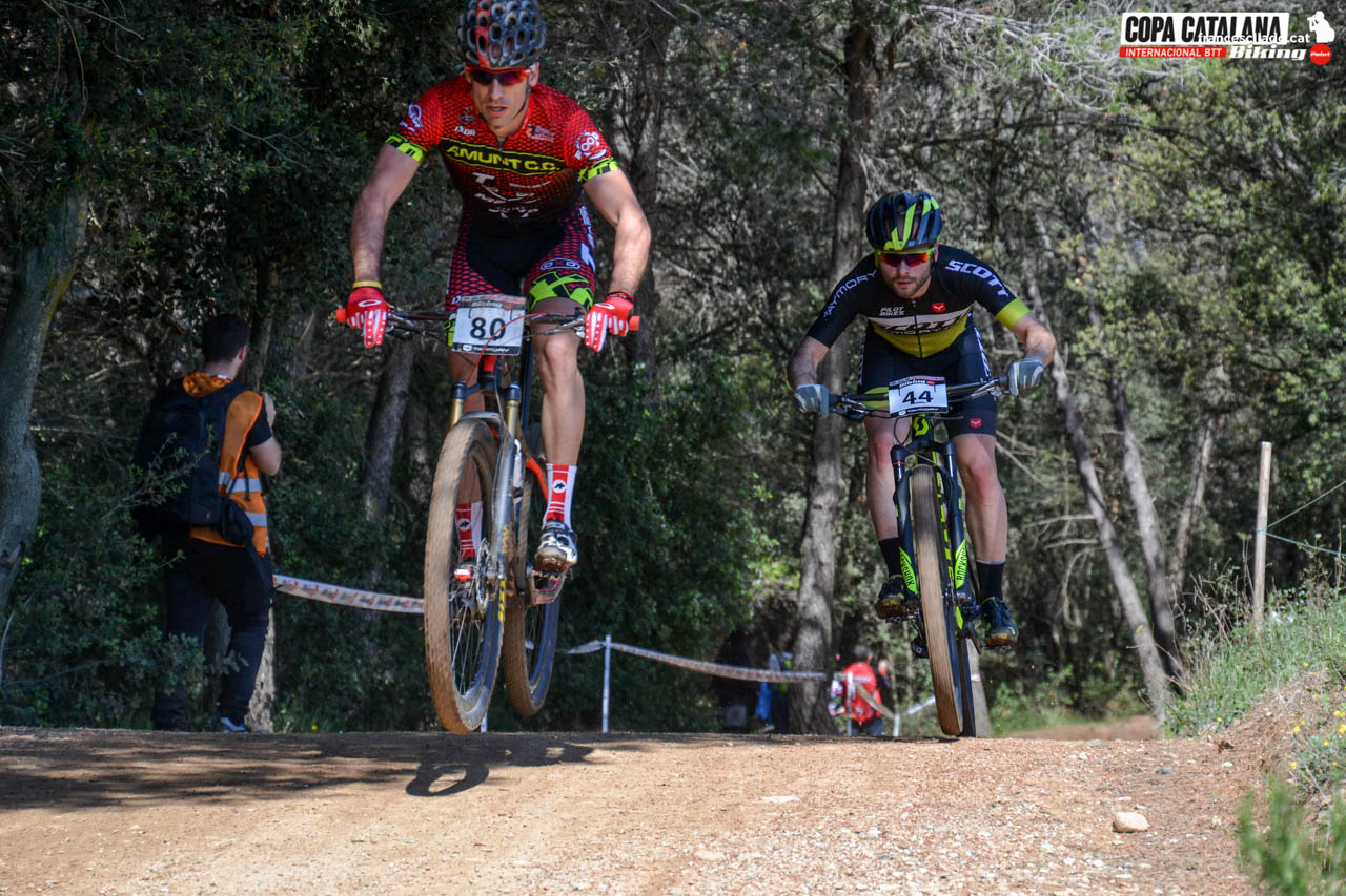 Récord de inscritos en la Copa Catalana Internacional Biking Point de Corró d´Amunt