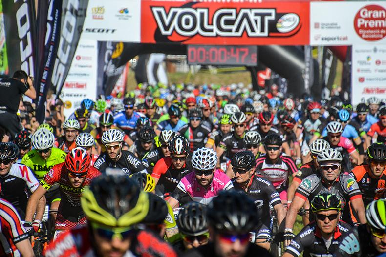 La VolCAT vuelve en 2018 los d�as 30 y 31 de marzo y�1 de abril