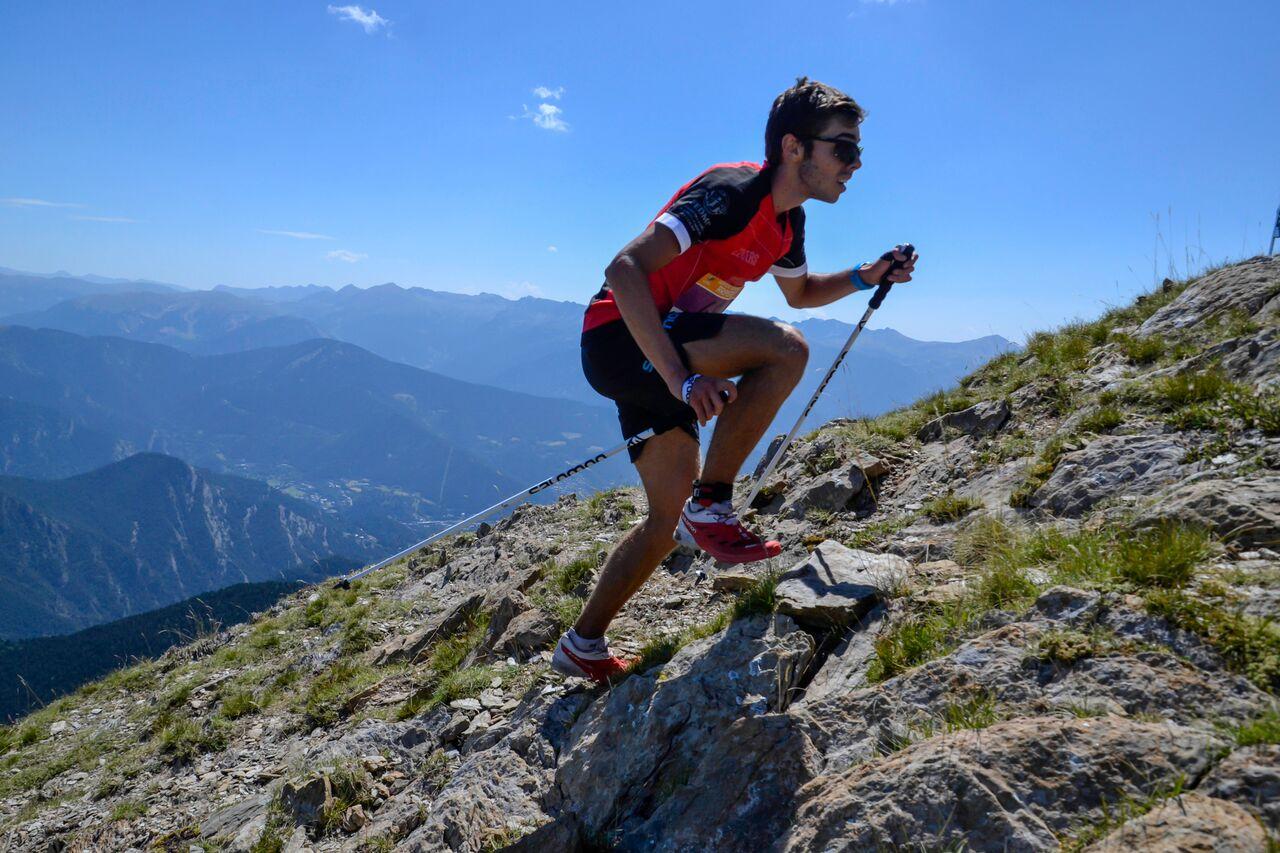 El Kilòmetre Vertical Arinsal ha obert els Youth Skyrunning World Championships de la ISF amb corredores de 17 nacionalitats
