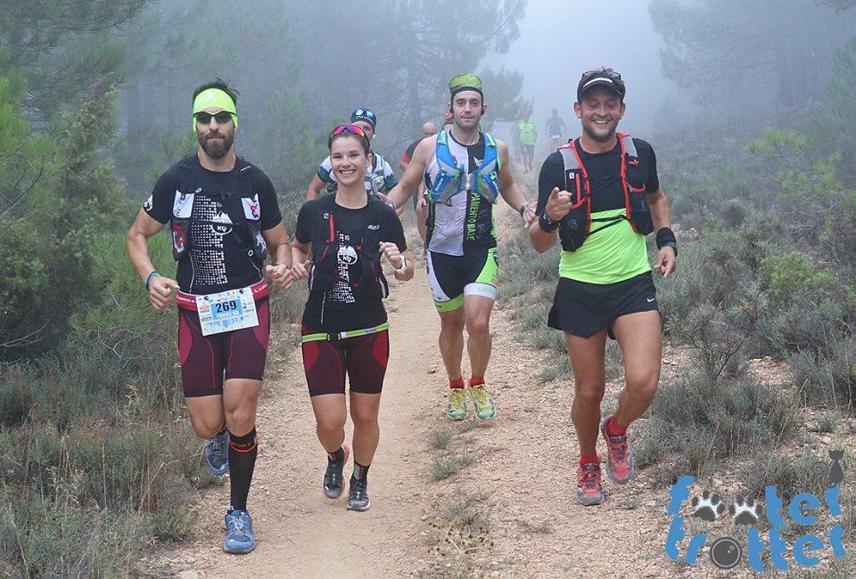 Francisco Jos� D�az y Irma Lorena Duchi se imponen en La Vara Trail Sky Marathon de las Sky Series