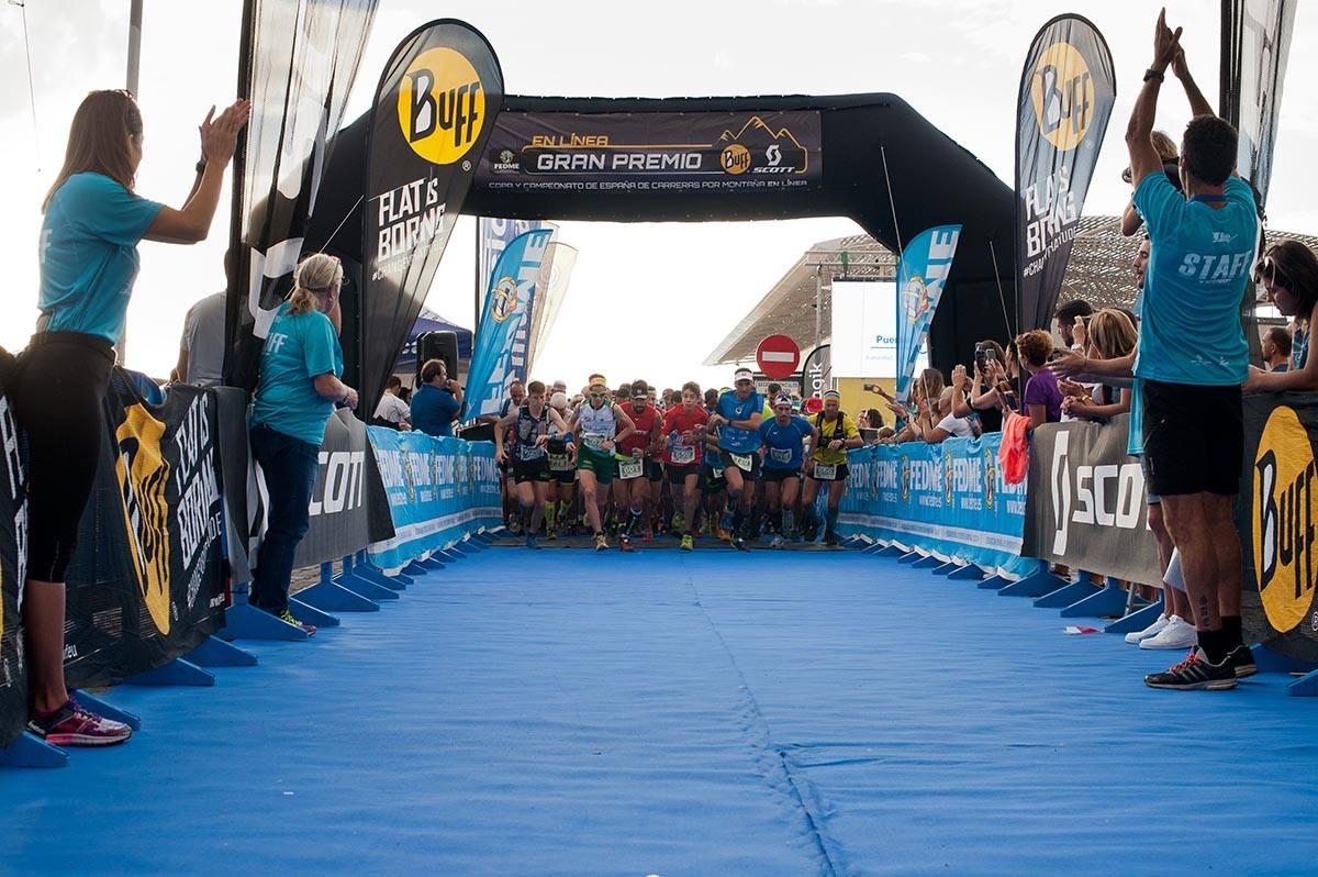 Excelente temporada en la Copa de España de Carreras por Montaña en línea - Gran Premio BUFF®-SCOTT
