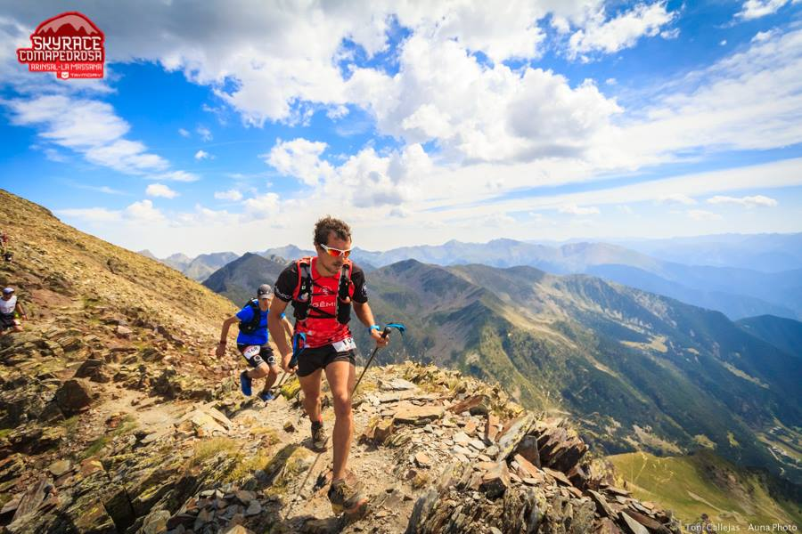 An unbeatable line-up at the SkyRace Comapedrosa World Series