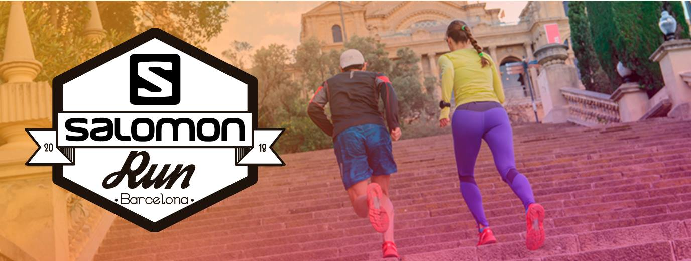 Salomon Run Barcelona 2018: Save the date