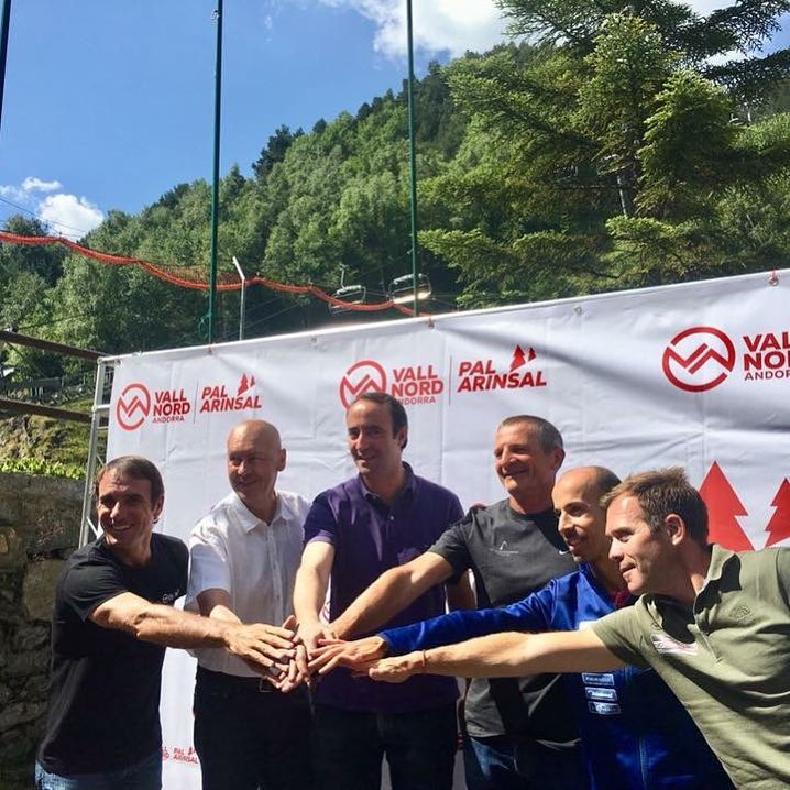 La Massana recibe la �lite mundial del trail running en la Skyrace Comapedrosa con 700 participantes