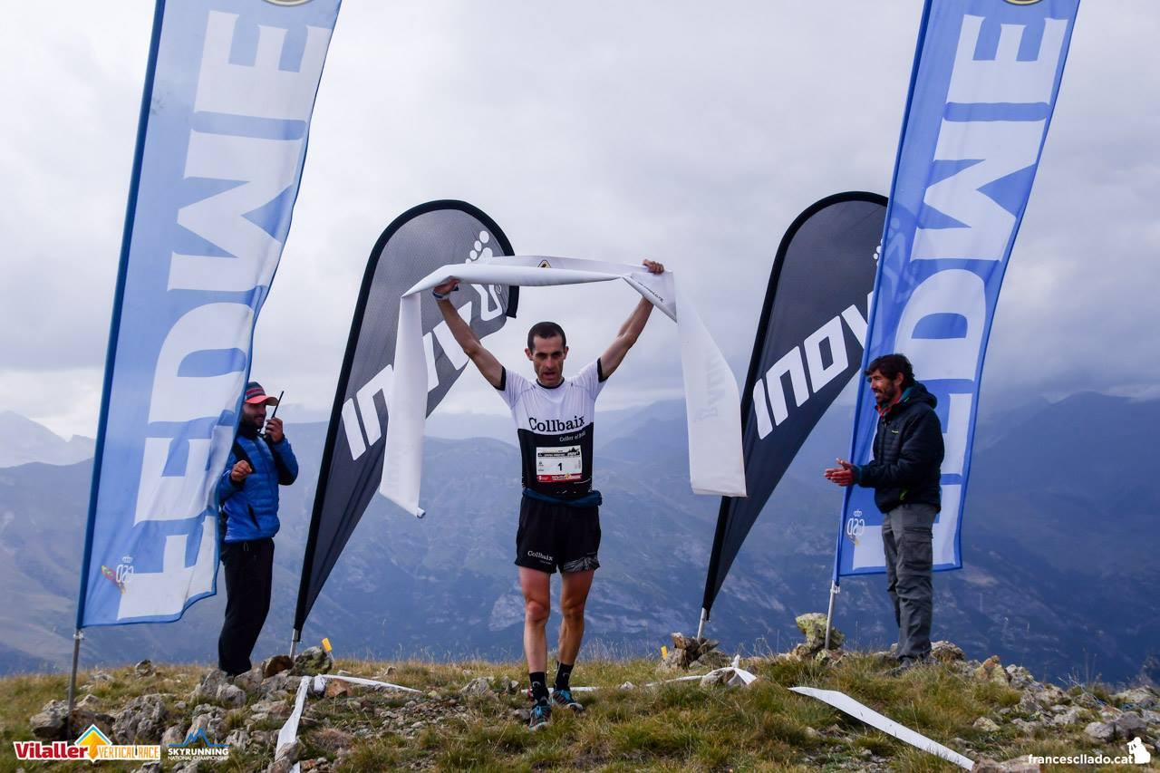 FINAL DE LES SKYRUNNER NATIONAL VERTICAL SERIES EN EL KM VERTICAL DO FANAL
