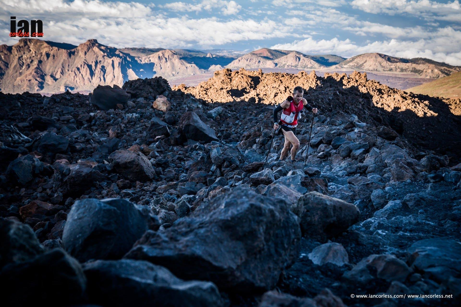 TENERIFE BLUE TRAIL, SEGUNDA PRUEBA DE LAS SKYRUNNER NATIONAL SERIES