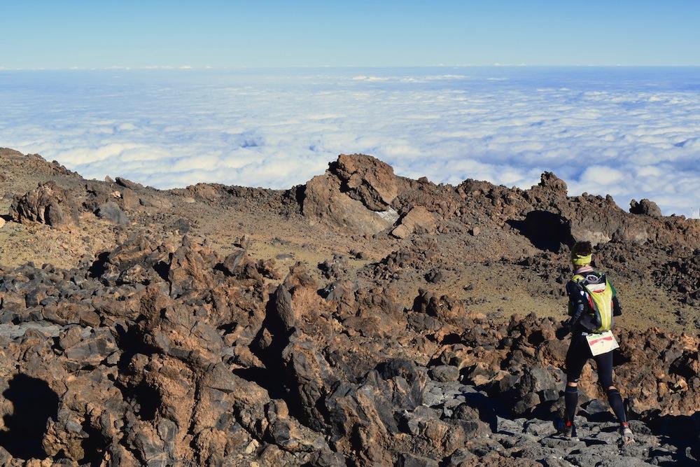 La Cajamar Tenerife Bluetrail marca el ecuador de las Ultra Series