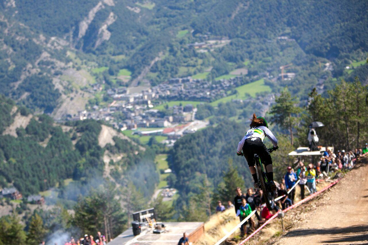 La Copa Catalana DHI de Vallnord Bike Park La Massana concentrarà a 300 descenders el 7 i 8 de maig a Andorra