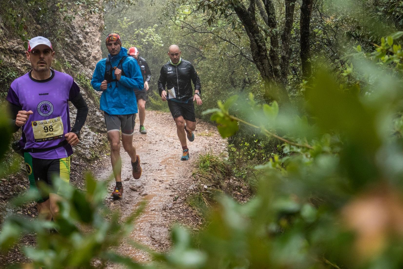 La Cursa de l'Alba arriba a les 30 edicions sent un referent en les curses de muntanya