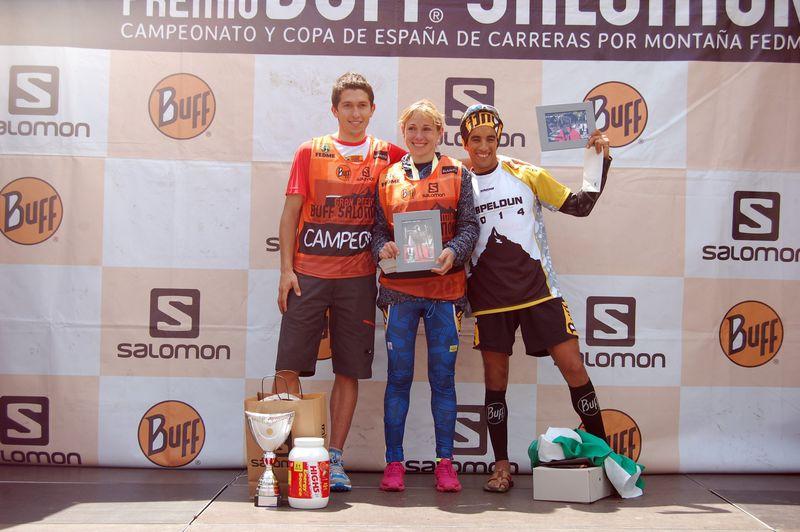 El Campeonato de España individual y por Selecciones Autonómicas de Carreras por Montaña GP Buff®-Salomon llega al Meryl Sport Trail Cara los Tajos