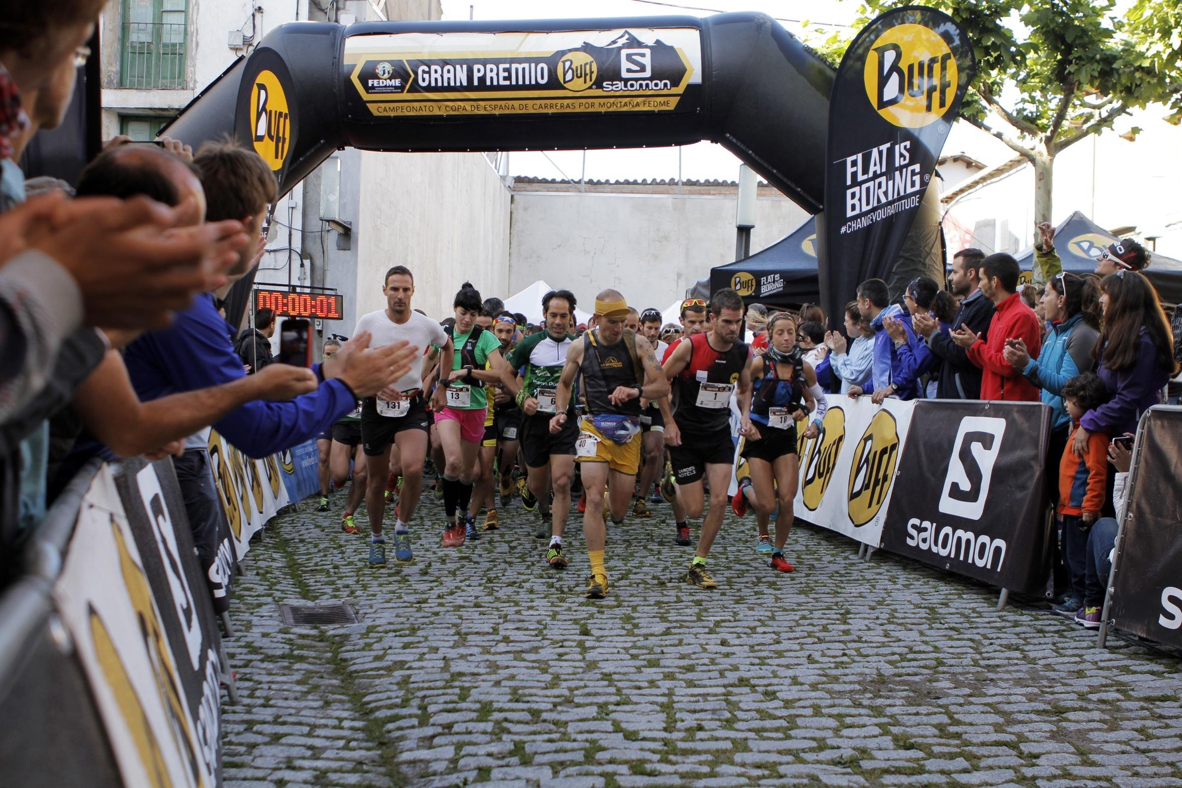 Iván Ortiz y Gemma Arenas se apuntan la Skyrace Vallibierna Copa de España FEDME – Gran Premio BUFF® Salomon 2015