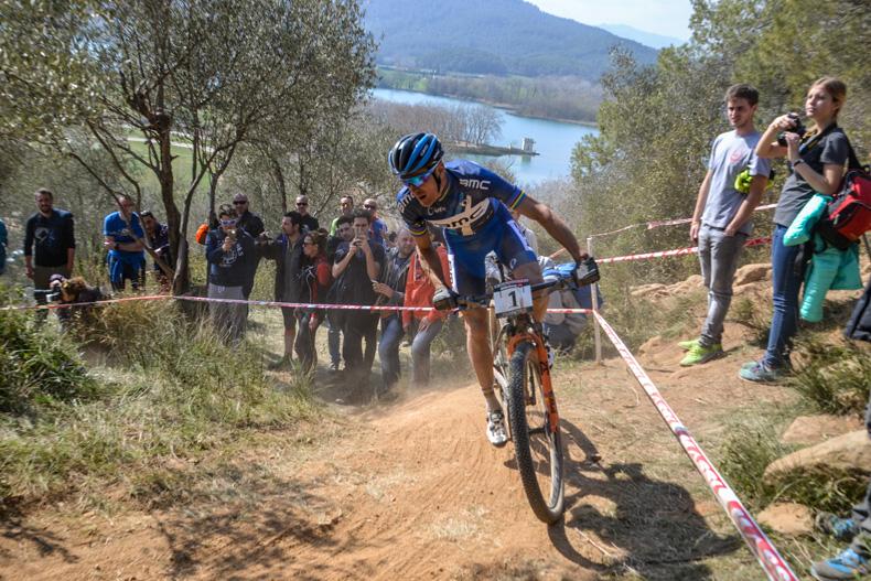 Julien Absalon ser� la figura m�s destacada a la 16� edici�n de la Copa Catalana Internacional de Btt Biking Point de Banyoles�
