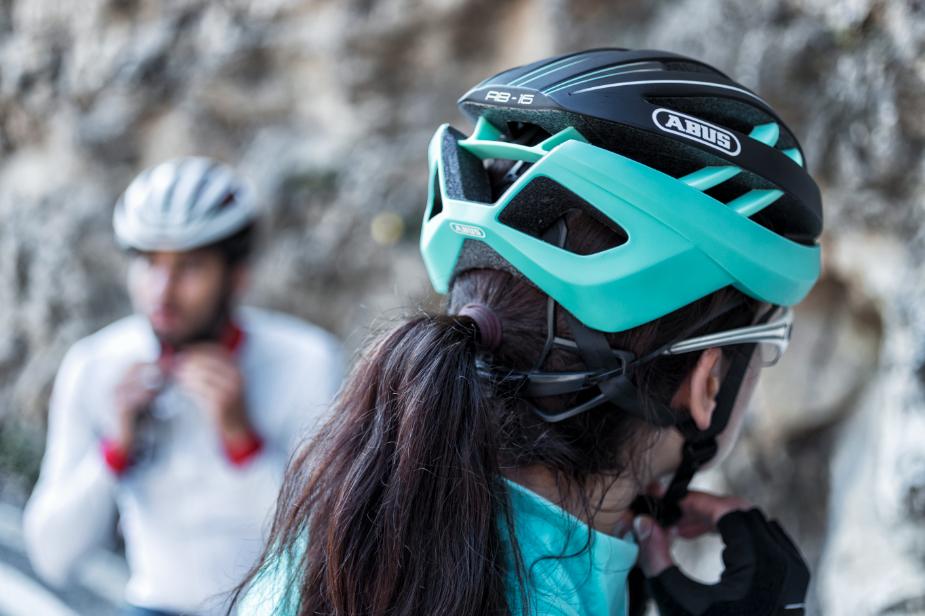 ABUS, patrocinador oficial de cascs de la Copa Catalana Internacional Biking Point 2019