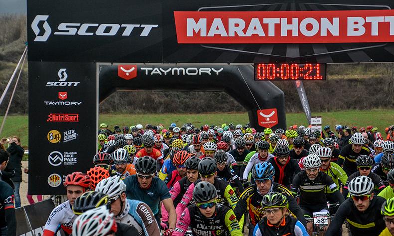 Només dos mesos perl'última Scott Marathon by Taymory aAguilar de Segarra