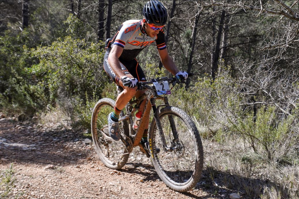 The best tracks and the best bikers in the Marathon Cup at Sea Otter Europe in Girona