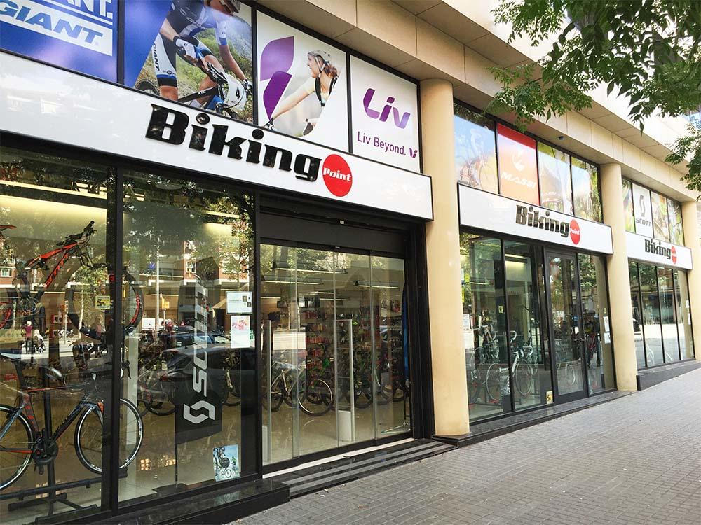 Biking Point s'uneix al projecte Copa Catalana Internacional de BTT