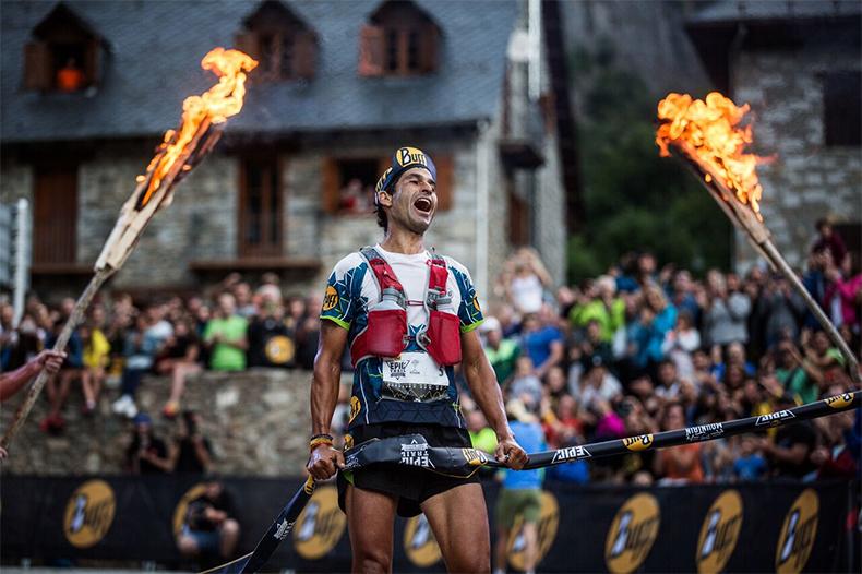 Gerard Morales y Judit Franch se proclaman campeones del Skyrunning National Championship Ultra en la BUFF� Epic Trail