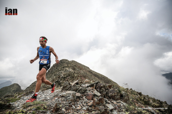La SkyRace Comapedrosa re�ne a los principales favoritos de las Migu Run World Series Sky Classic