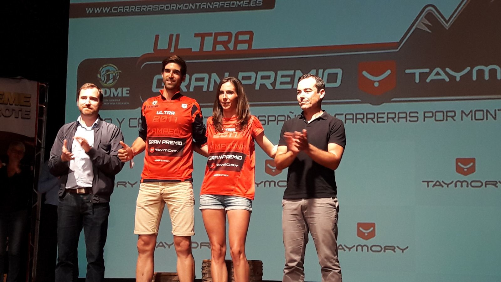 Iván Cuesta y Marta Escudero se adjudican la Copa de España de Carreras por Montaña Ultra - Gran Premio Taymory en una Haría Extreme Lanzarote ganada