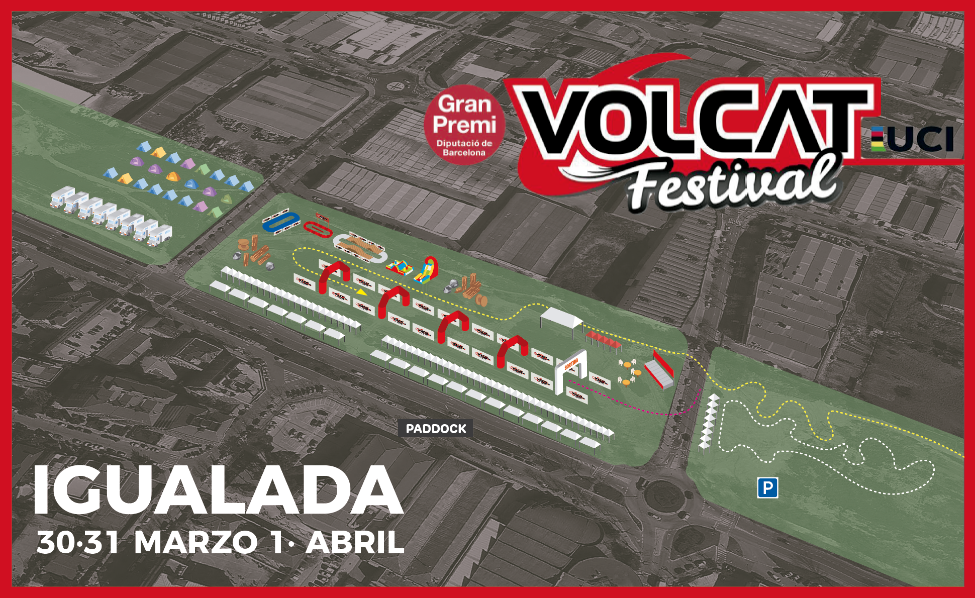 VolCAT 2018, m�s que una carrera de mountain bike
