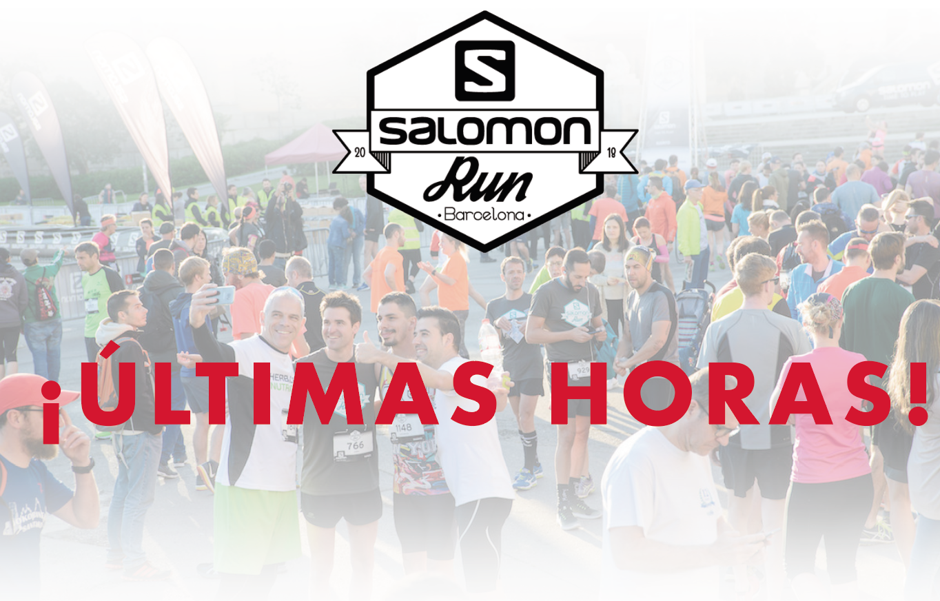 The Salomon Run arrives in Montju�c on Sunday with a record number of runners