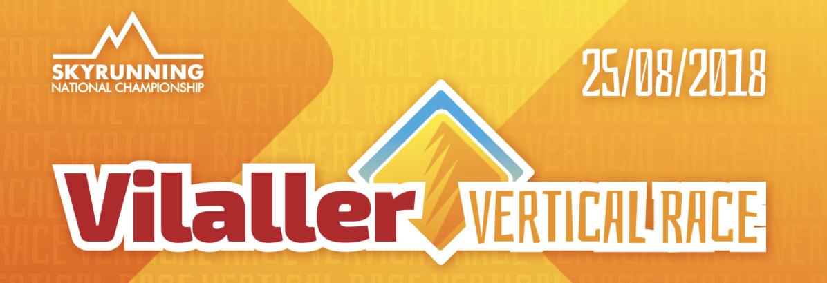 Inscripcions obertes per la Vilaller Vertical Race, Copa de España de Carreras por Montaña Verticales FEDME