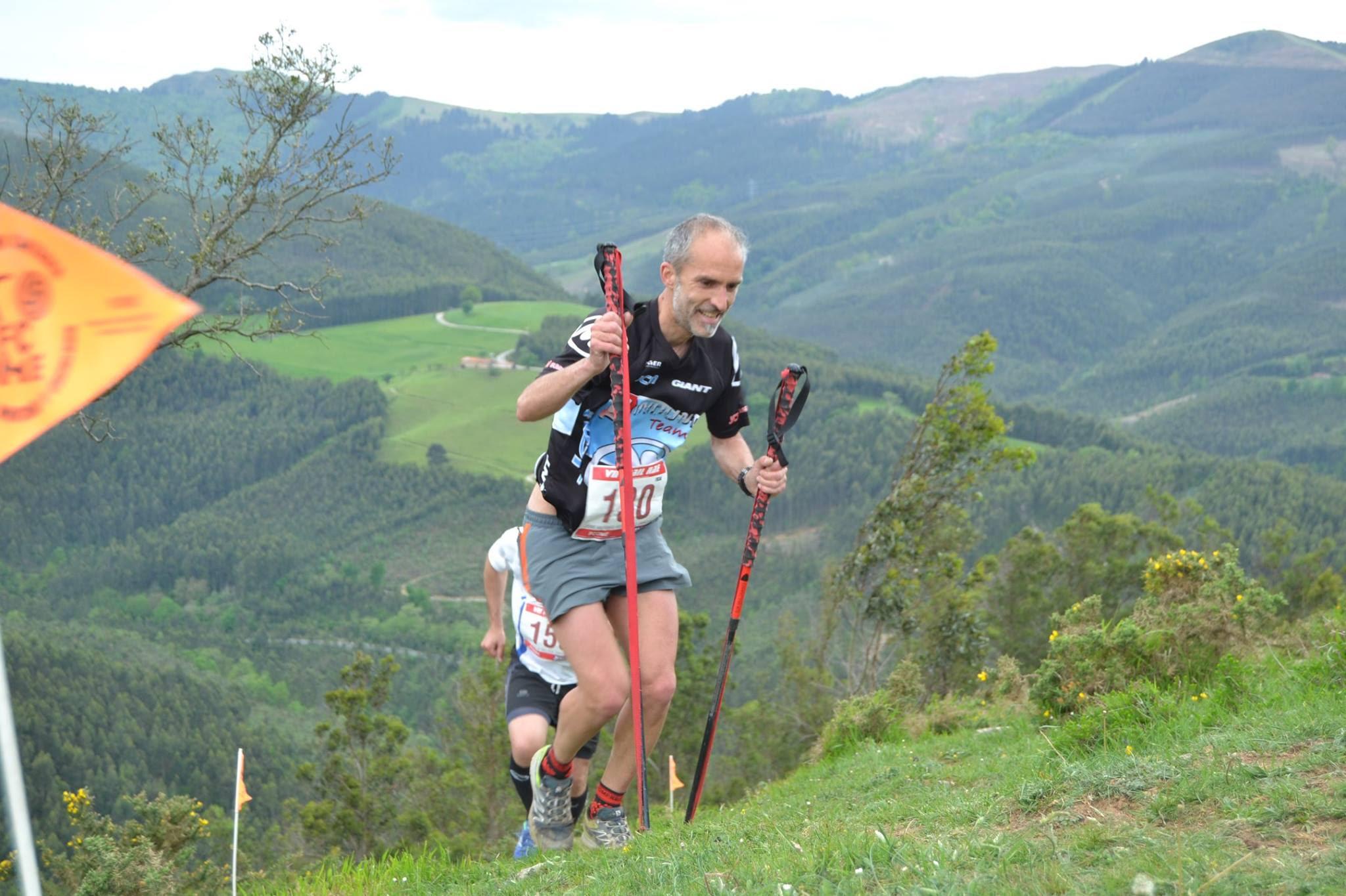 La Copa de España de Carreras por Montaña Verticales FEDME - GP Four Factors se estrena este sábado en la Trail RAE de Otañes