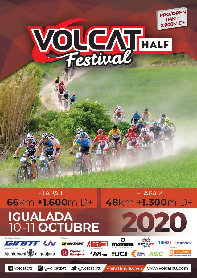 VolCAT Festival pasa a ser Half este 2020