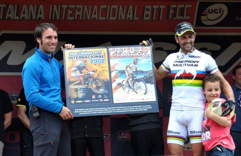 La Copa Catalana Internacional de BTT Biking Point celebra 15 edicions amb els millors ciclistes del món