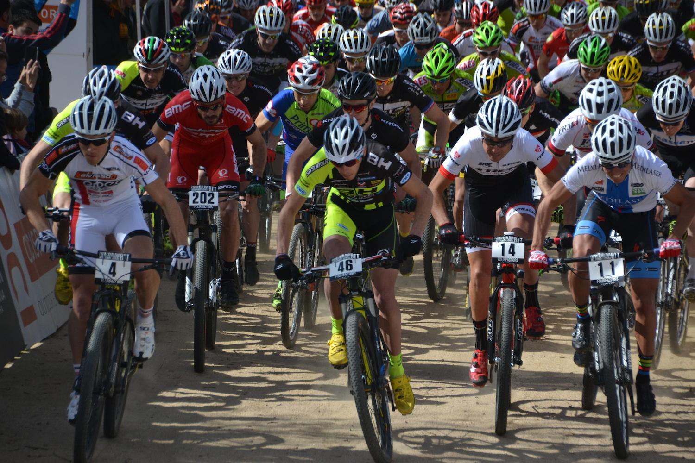 Banyoles abre la Copa Catalana Internacional BTT Biking Point 2016 con José Antonio Hermida,  Julien Absalon y los mejores ciclistas del ranking UCI