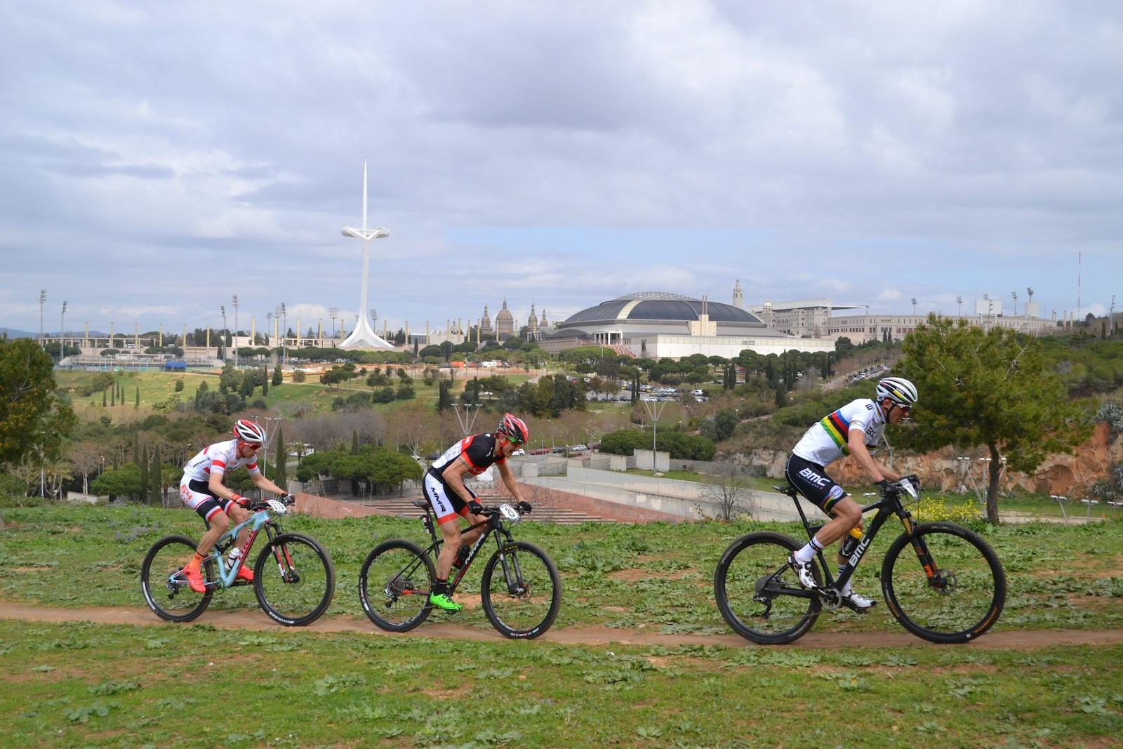 El Trofeu Internacional Ciutat de Barcelona ser� la tercera prueba puntuable para la Copa Catalana Internacional Biking Point de BTT