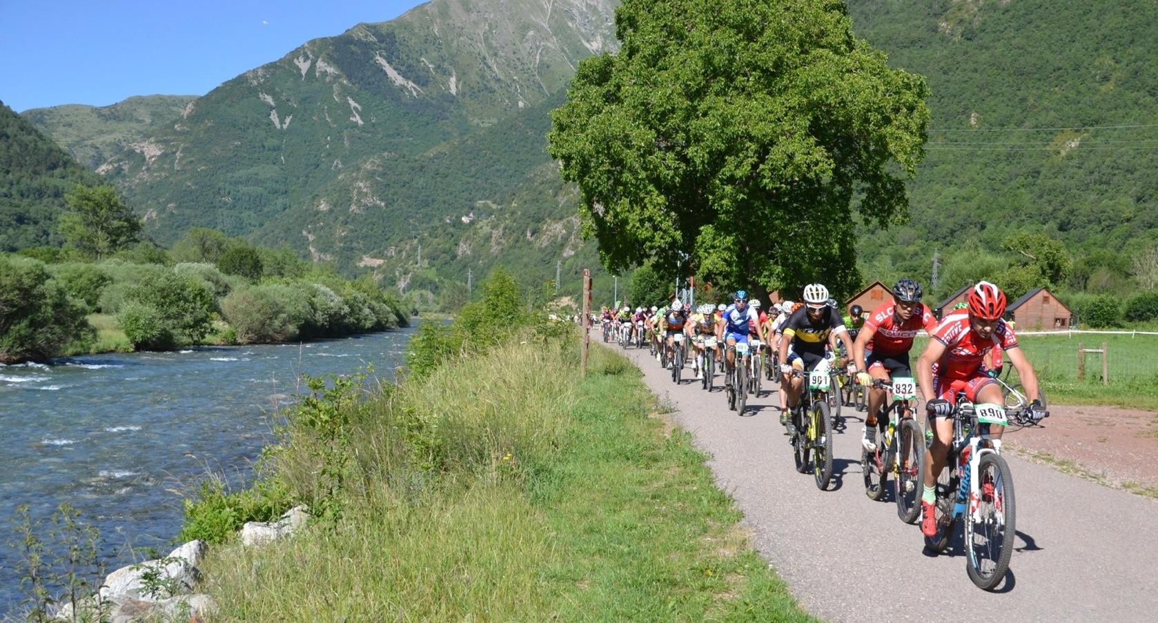 Preinscripciones abiertas para la Copa Catalana Internacional de BTT Biking Point de la Vall de Boí