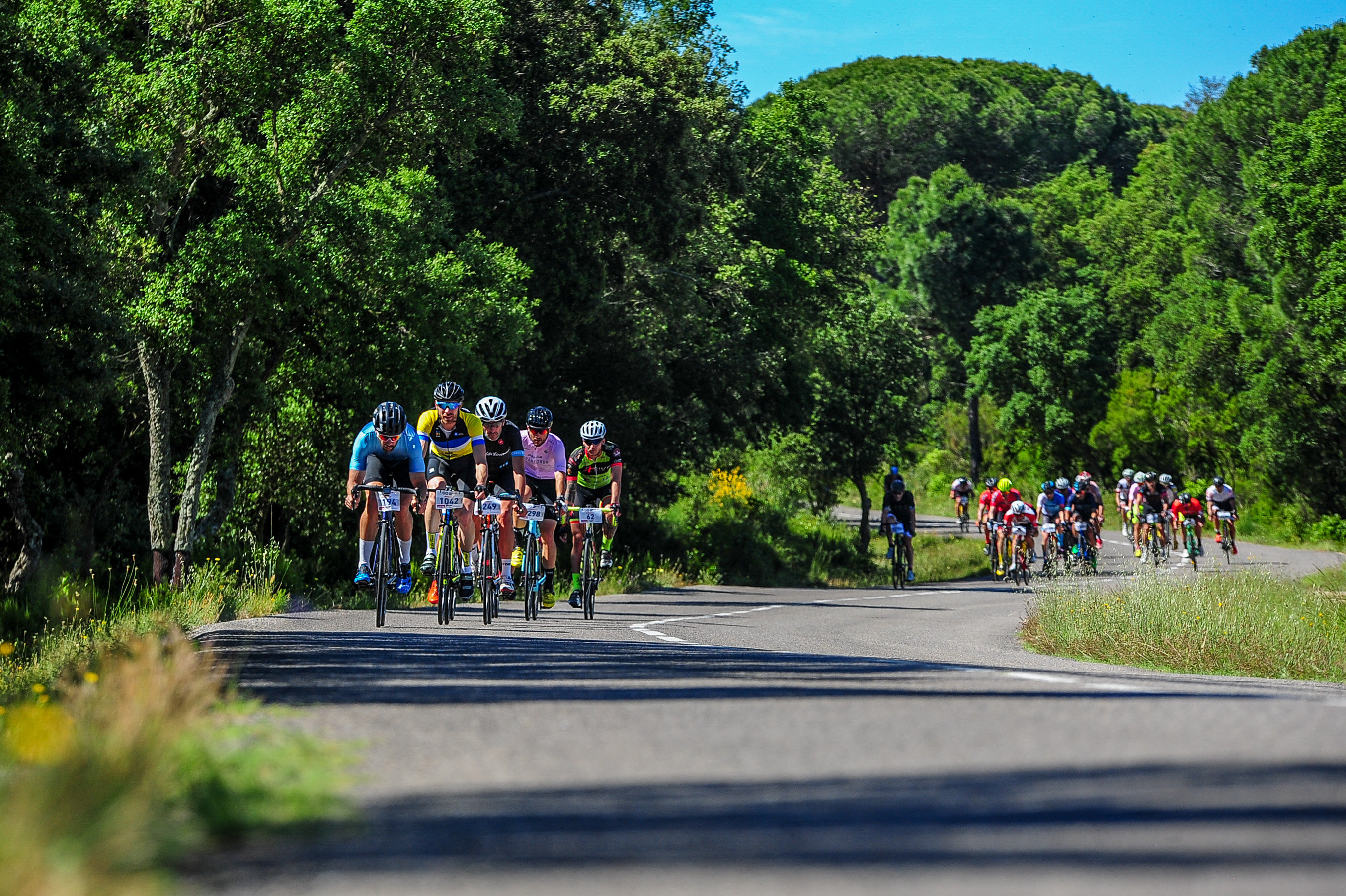 A two day journey for the Sea Otter Europe International Cycling Tour
