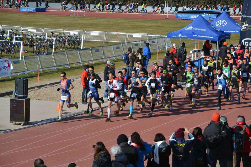 Igualada Ciutat del Duatló acollirà el campionat de Catalunya per categories de Duatló de muntanya i duatló srpint el 21 i 22 de febrer
